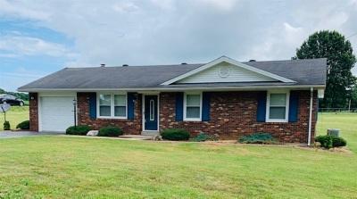 Campbellsville Single Family Home For Sale: 12 Shreveport Drive