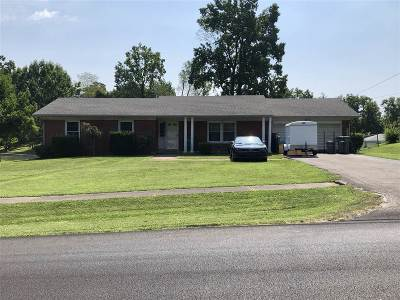 Radcliff Single Family Home For Sale: 632 Hillcrest Drive