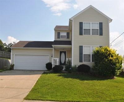 Elizabethtown KY Single Family Home For Sale: $154,900