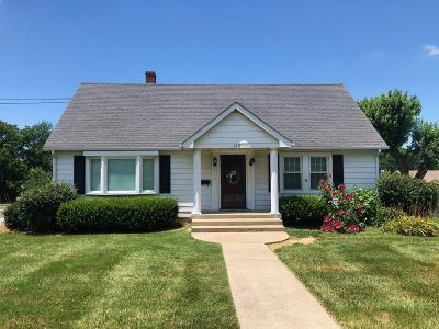 Elizabethtown Single Family Home For Sale: 132 S Mantle Avenue