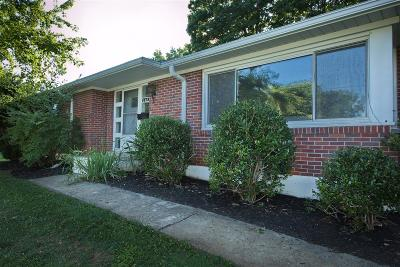 Elizabethtown KY Single Family Home For Sale: $134,900