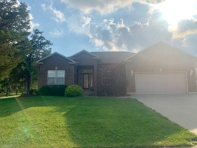 Elizabethtown Single Family Home For Sale: 2500 Shadow Creek