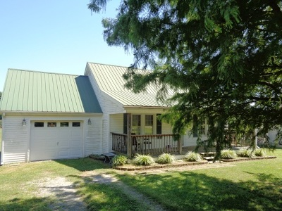 Campbellsville Single Family Home For Sale: 100 Clark Road