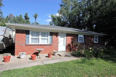 Elizabethtown KY Single Family Home For Sale: $118,000