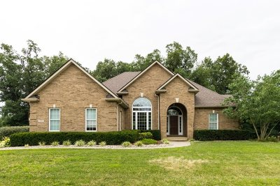 Elizabethtown Single Family Home For Sale: 110 Deercreek Lane