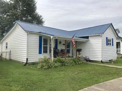 Hardin County Single Family Home For Sale: 1111 Elm Street