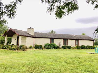 Elizabethtown KY Single Family Home For Sale: $189,900