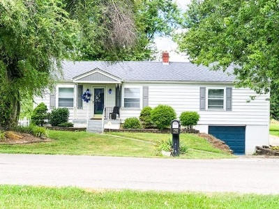 Elizabethtown KY Single Family Home For Sale: $158,000