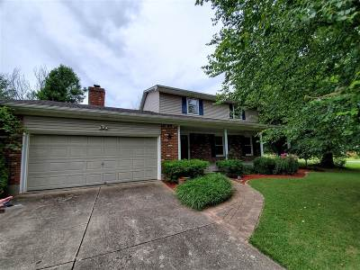 Hardin County Single Family Home For Sale: 154 Maple Drive