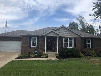 Hardinsburg Single Family Home For Sale: 101 Williams Way