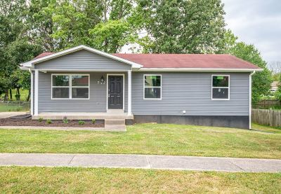 Radcliff KY Single Family Home For Sale: $127,500