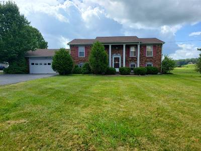 Rineyville Single Family Home For Sale: 3083 Rineyville Big Springs Road
