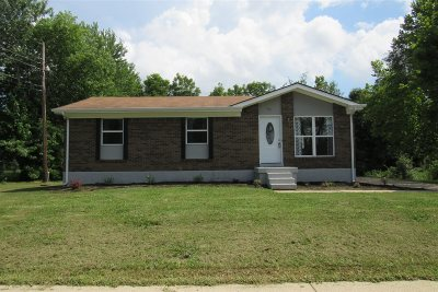 Radcliff  Single Family Home For Sale: 143 Miller Avenue