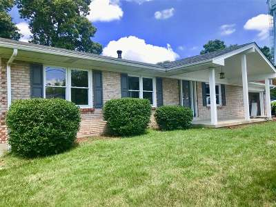 Elizabethtown Single Family Home For Sale: 703 Greenwood Drive