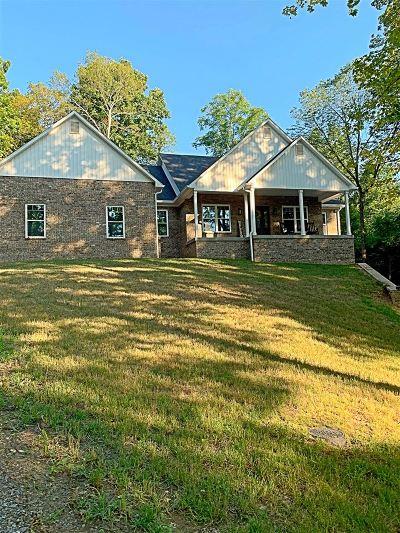 Campbellsville Single Family Home For Sale: 110 Oakwood Drive