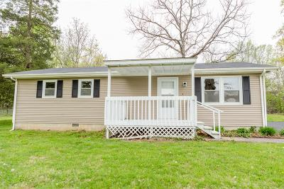 Rineyville Single Family Home For Sale: 588 Boone Road