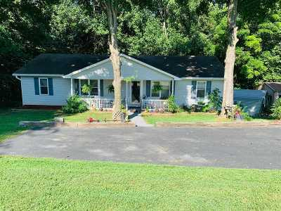 Campbellsville Single Family Home For Sale: 314 Cherwood Drive