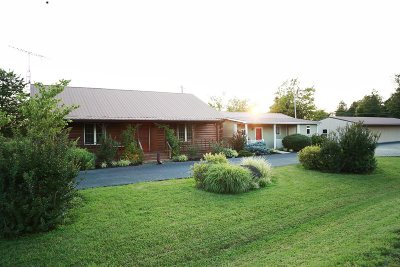 Columbia Single Family Home For Sale: 5147 Campbellsville Road