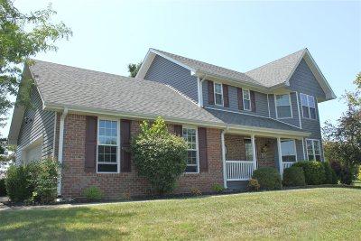 Cecilia Single Family Home For Sale: 116 English Oak Drive