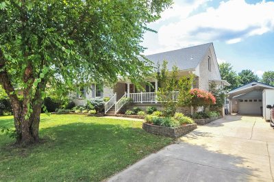 Shepherdsville Single Family Home For Sale: 3806 Scenic Trail
