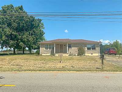 Greensburg Single Family Home For Sale: 504 Gabe Road