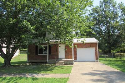 Radcliff Single Family Home For Sale: 941 Austin Drive