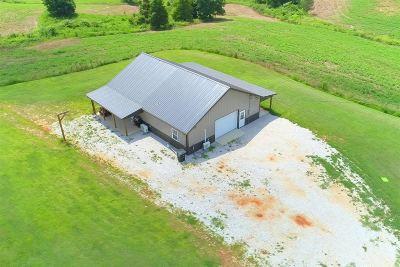 Munfordville Single Family Home For Sale: 5455 Boiling Springs Road