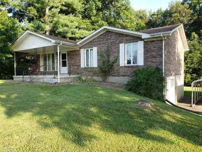 Radcliff Single Family Home For Sale: 1271 Glenwood Drive