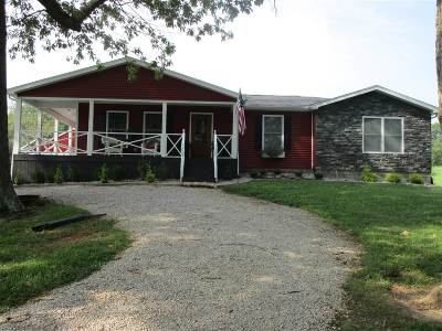 Brandenburg Single Family Home For Sale: 914 Lawrence Street