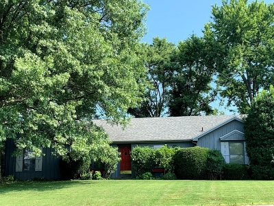 Campbellsville Single Family Home For Sale: 404 Hastings Way