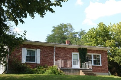 Big Clifty Single Family Home For Sale: 16028 Leitchfield Road