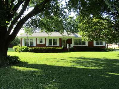 Hardinsburg Single Family Home For Sale: 129 Circle Drive