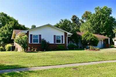 Radcliff Single Family Home For Sale: 1555 Catalpa Drive