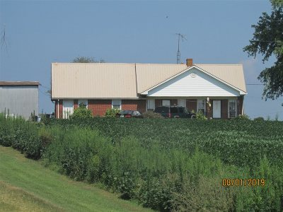 Larue County Single Family Home For Sale: 3011 Tanner Road