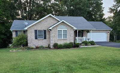 Campbellsville Single Family Home For Sale: 240 White Pine Circle