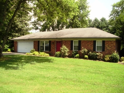Campbellsville Single Family Home For Sale: 107 Yorkshire Place