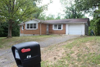 Radcliff Single Family Home For Sale: 414 E Spring Street