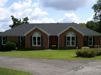 Leitchfield Single Family Home For Sale: 155 Twin Oaks Drive