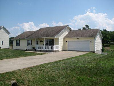 Cecilia Single Family Home For Sale: 135 Adirondack Court