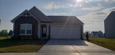 Shepherdsville Single Family Home For Sale: 124 Gadwall Court