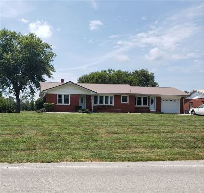Larue County Single Family Home For Sale: 1733 Old Elizabethtown Road