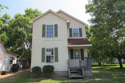 Elizabethtown Single Family Home For Sale: 315 Sunny Street