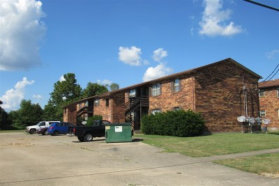 Radcliff Multi Family Home For Sale: 267 Shelby Avenue