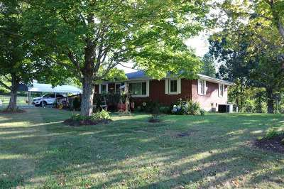 Larue County Single Family Home For Sale: 45 E Bailey Road