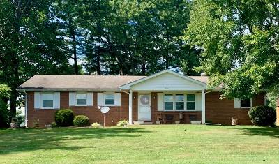 Campbellsville Single Family Home For Sale: 322 Red Fern Road