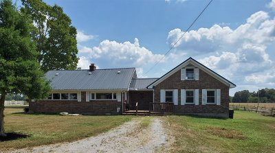 Campbellsville Single Family Home For Sale: 501 Jacobs Trail