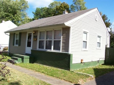 Elizabethtown Single Family Home For Sale: 515 Lee Road