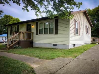 Leitchfield Single Family Home For Sale: 406 w Walnut Street