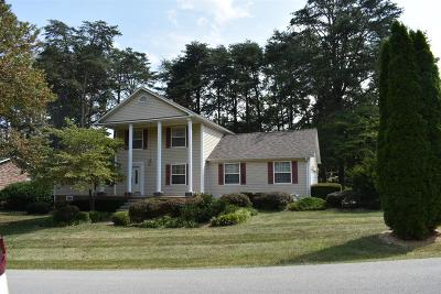 Elizabethtown Single Family Home For Sale: 301 Red Bud Drive