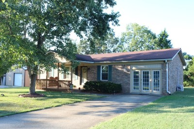 Leitchfield Single Family Home For Sale: 303 Kegley Drive
